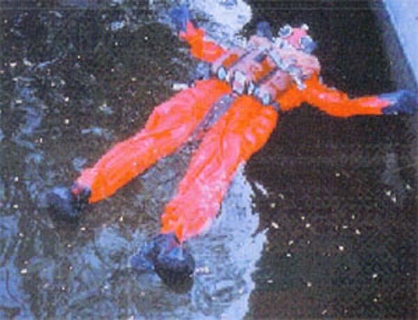 Submarine Escape Suit 187 Raksha Polycoats Private Limited